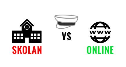 Var är bäst att köpa studentmössa? Skolan eller online.